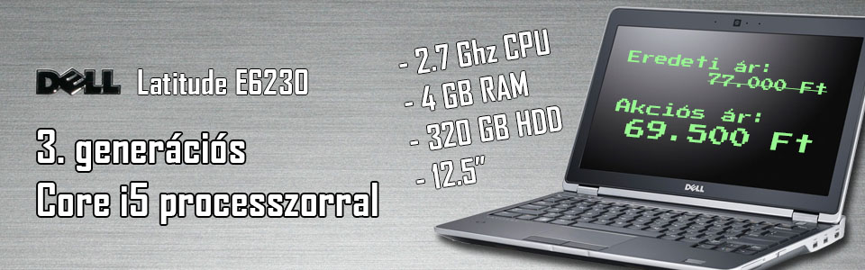 Dell Latitude E6230 notebook