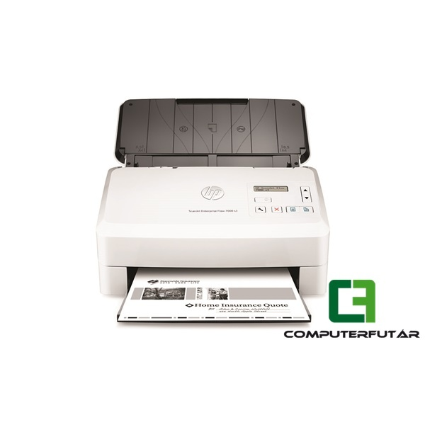 HP ScanJet Enterprise Flow 7000 s3 lapadagolós szkenner