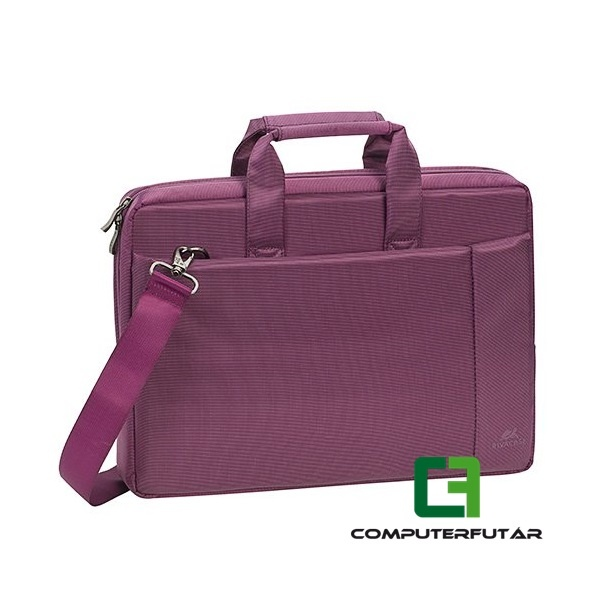 "Rivacase 8231 Central 15.6"" lila notebook táska"